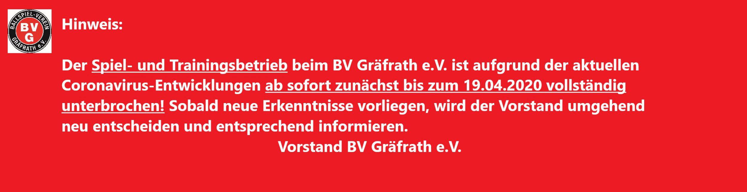 BV Gräfrath e.V.